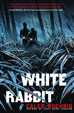 Conejo Blanco, portada de libro