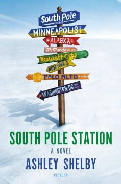 South Pole Station by Ashley Shelby