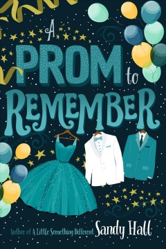 A Prom to Remember, book cover