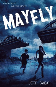 Mayfly, book cover