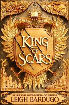 King of Scars by Leigh Bardugo, book cover