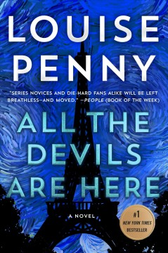 """All the Devils are Here"" - Louise Penny"