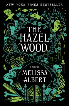 The Hazel Wood, book cover