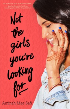 book cover, Not the Girls You're Looking For, by Aminah Mae Safi