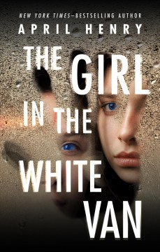 The Girl in the White Van, book cover
