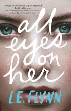 Todos los ojos en ella, portada del libro