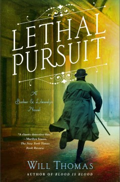 Lethal pursuit / Will Thomas