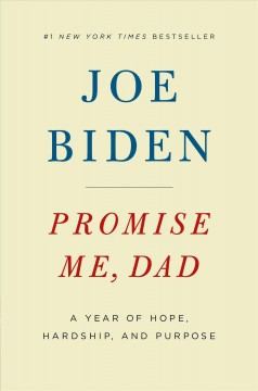 Promise Me, Dad: A Year of Hope, Hardship, and Purpose, book cover