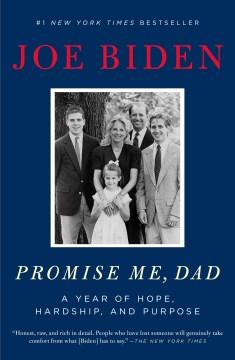 Prométeme, papá, portada del libro