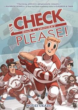 Check Please!, book cover