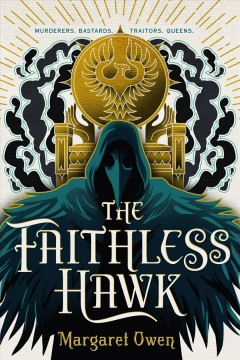 The Faithless Hawk, book cover