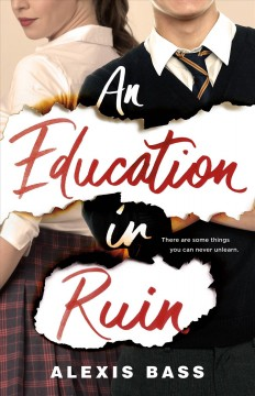 An Education in Ruin, book cover