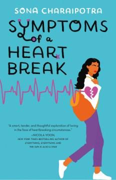 Symptoms of a Heartbreak, book cover