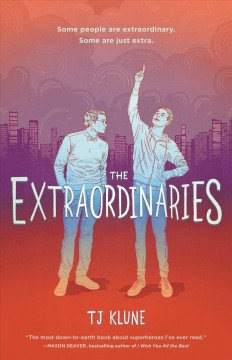 The Extraordinaries, book cover