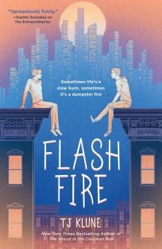 Flash Fire, portada del libro