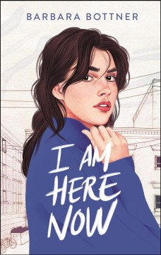 I Am Here Now, book cover