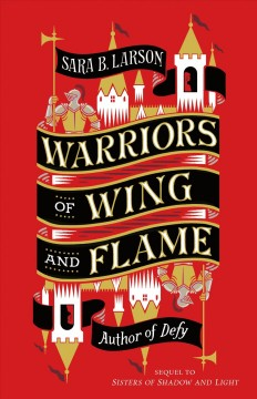 Warriors of Wing and Flame, book cover