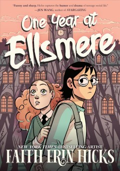 One Year at Ellsmere, book cover
