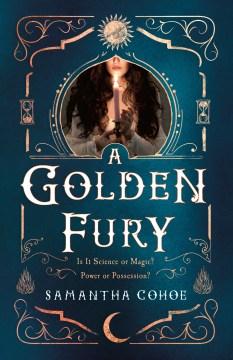 A Golden Fury, book cover