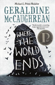Where the World Ends, book cover