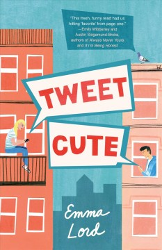 Tweet Cute by Emma Lord (ebook)