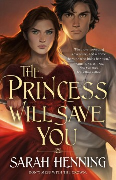 The Princess Will Save You, book cover