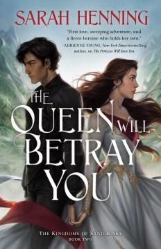La reina te traicionará, portada del libro
