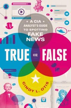 True or false : a CIA analyst