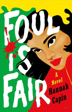 Foul Is Fair, portada del libro