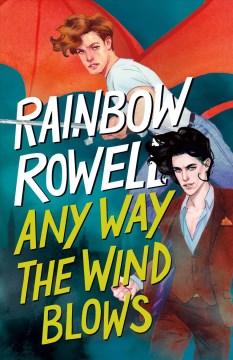 Any Way the Wind Blows, portada del libro