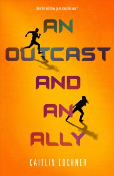 An Outcast and An Ally, book cover