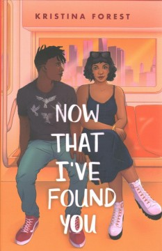 Now That I've Found You, book cover