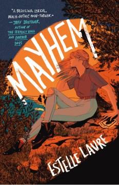 Mayhem, portada del libro
