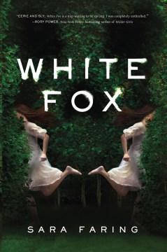 White Fox, book cover