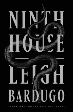 Ninth House, book cover