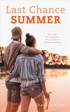 Last Chance Summer, book cover