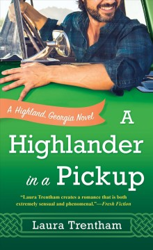 A highlander in a pickup / Laura Trentham.