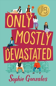 Only mostly devastated by Sophie Gonzales.