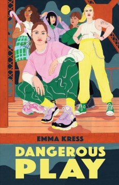 Dangerous Play, book cover