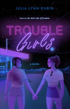 Trouble Girls, portada del libro