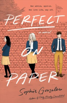 Perfect on Paper, book cover