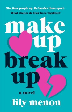 Make Up Break Up, book cover