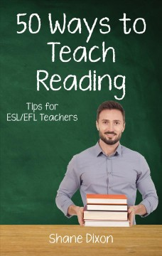 Fifty Ways to Teach Reading, book cover