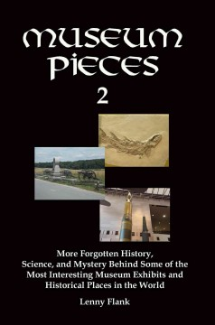 Museum Pieces 2, book cover