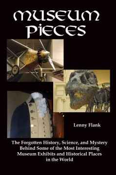 Museum Pieces, book cover
