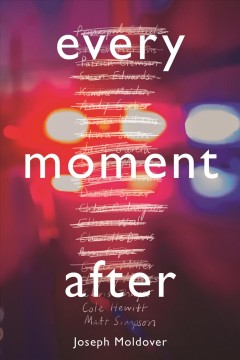 Every Moment After, book cover