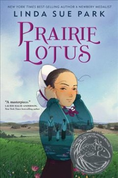 Prairie Lotus, book cover