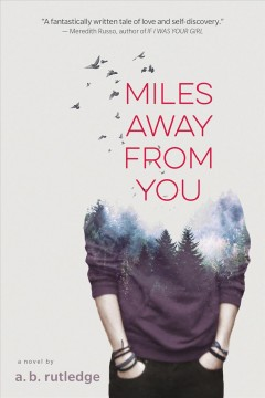 Miles Away from You, book cover