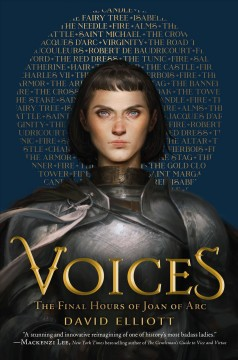 Voices: The Final Hours of Joan of Arc by David Elliot