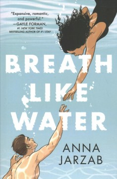Breath Like Water, book cover